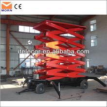 mobile aerial work platform training