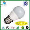 2014 New 3W E27 LED Mini Bulb Lamp Warm White Wholesale