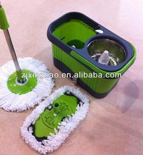 fashion Hand Press Magic Mop 2014 New Product dry rotation mop handle