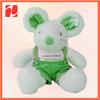 Stuffed white mouse plush mouse stuffed plush toys