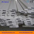 Aluminum Core Pvc Shutter Components