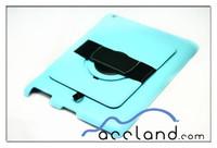 360 Degree Hand Strap Custom Rotating Case for iPad 2 3 4