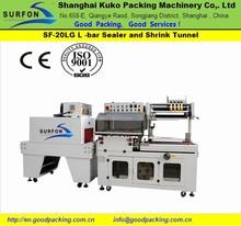 Arc Chip L Sealer And Shrink Pack Machine