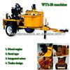 WT1-20M Hydraform machine for earth brick making