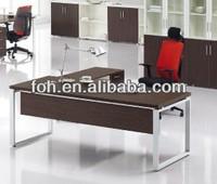 modern supervisor office table executive desk (FOHBM16-D)