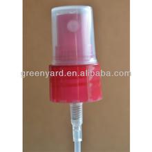 20/410 pump spray with half cap