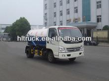 mini light sewage trucks for sale