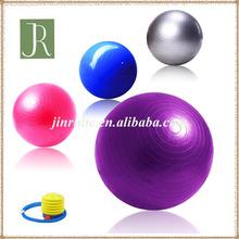 hot selling popular fitness exercise yoga ball/gym ball/yoga ball