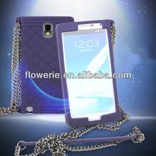 FL3338 2014 high quality soft silicone case for samsung galaxy note 3 n9000
