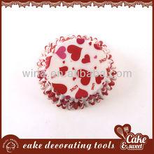mini cupcake square paper baking cups