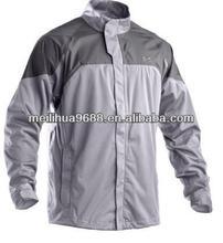 Waterproof breathable fashion Men rain jacket