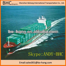 Skype ANDY-BHC pirate ship sea battle ocean seascape oil painting from china shanghai