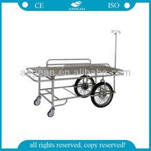 AG-SS031 Hot sale! 304SS hospital four wheel garden cart