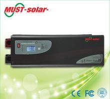 <MUST Solar>4000w 5000w 6000w mppt inverter solar Solar Power Invertor/Inversor
