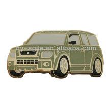 wholesale customized metal car shape pin