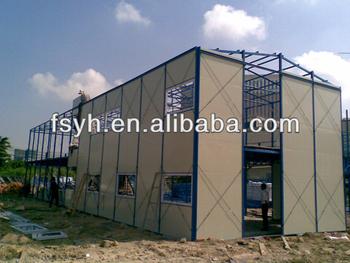 easy build residential houses