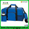 cheap gym sports bag with bottle holder