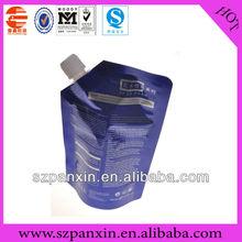 pretty LDPE printing plastic golf balls packaging bags