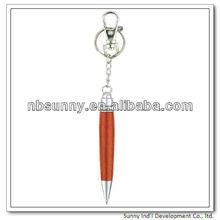 wooden ball point pen