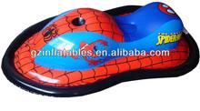 スパイダーマンインフレータブルアクアスクーター( immanuel)