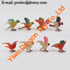 Plastic toy bird,3d toy bird,kid toy bird