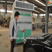 Mobile paint booth from China