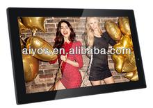 "18.5"" mirror advertising digital photo frame DPF1805(E1)"