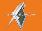 Saudi Arabia access panel ceiling system aluminum frame and gips