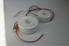toroidal transformer forhalogen quartzlamp