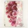 Rose Printing PU Ultra Slim Light Case For Mini iPad Tablet Apple