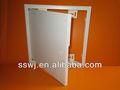 Poussez verrouillage panneau amovible acier d'accès au plafond panneau de toit