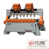 LT25S-10-8A 3d laser woodworking engraving machine