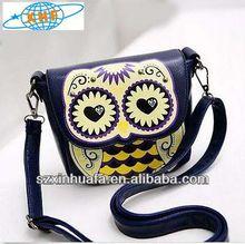 (XHF-OWL-001) owl bags owl design bag owl sling bags