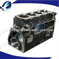 Truck casting iron engine cylinder block