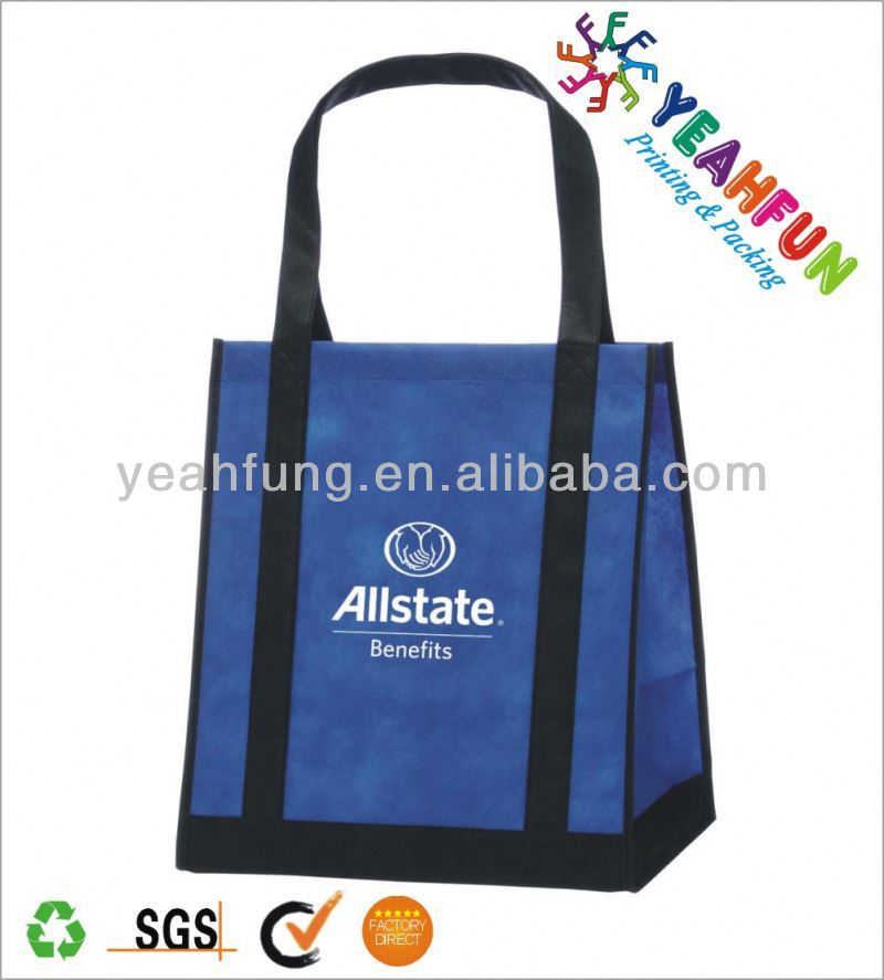 2014 new design foldable shopping bag