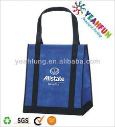 2014 new design foldable shopping bag