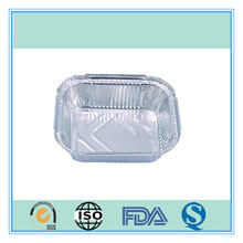 disposable aluminum food storage freezer containers