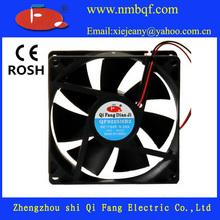 92 * 92 * 25 mm résistant à la chaleur ventilateurs industriels pour cheminée