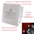 Per interni piazza led pannocchia 1.5w lampada con rilevatore di movimento umano sensore