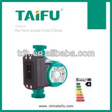 STAR25/4 circulating pump low flow