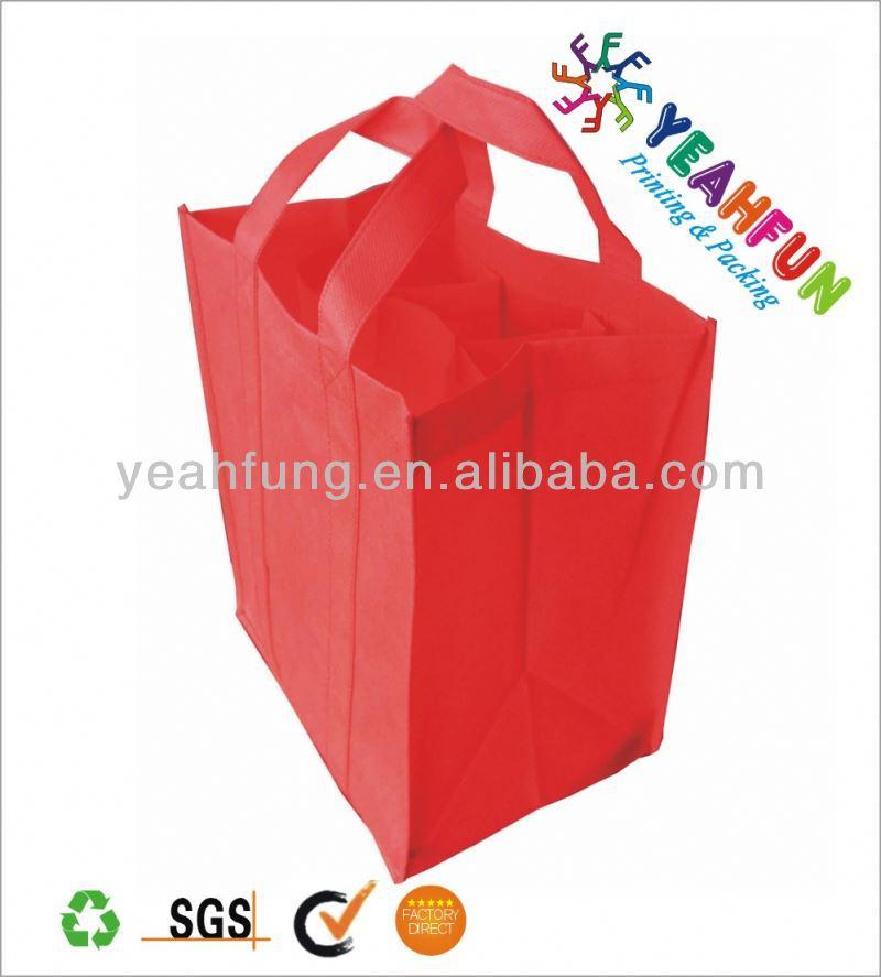 New Style flower shape foldable shopping bag