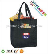 Hot selling fashion euro shopping bags