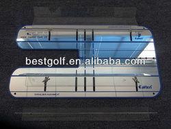 A197 new design Mirror Putting Trainer,Putter Training Aids,golf putting aid
