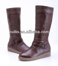 boots shoes China winter dress boots women flats CP6395