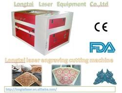 desktop leather wine carrier& leather handbag laser cutting engraving machine
