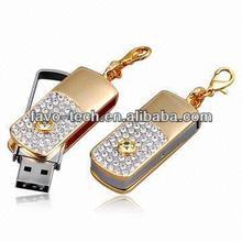 Luxury Gift Jewelry/Diamond USB flash drive For Girls Shop