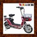 yoohoo yh02 mode elektrische roller 500w