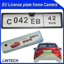 2014 Europe Cars Number plate eu license plate rear sensor
