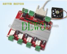 4 axis tb6600 stepper motor driver tb6600