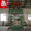 Hidráulica porta de madeira quente pressador/madeira compensada máquina da laminação/porta usado máquina da imprensa hidráulica